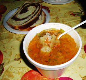 Romanian Wedding Soup